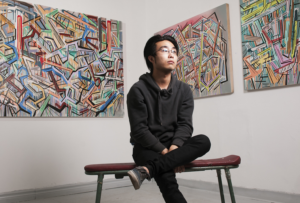 Artist Spotlight - Andre KanAndre Kan is a Toronto based painter. Since graduating from the Ontario College of Art & Design University in 2014, he continues his creative pursuits as an Artist, Photographer, Curator, Producer, and Musician. His paintings have been showcased throughout Canada with permanent collections in the U.S and China