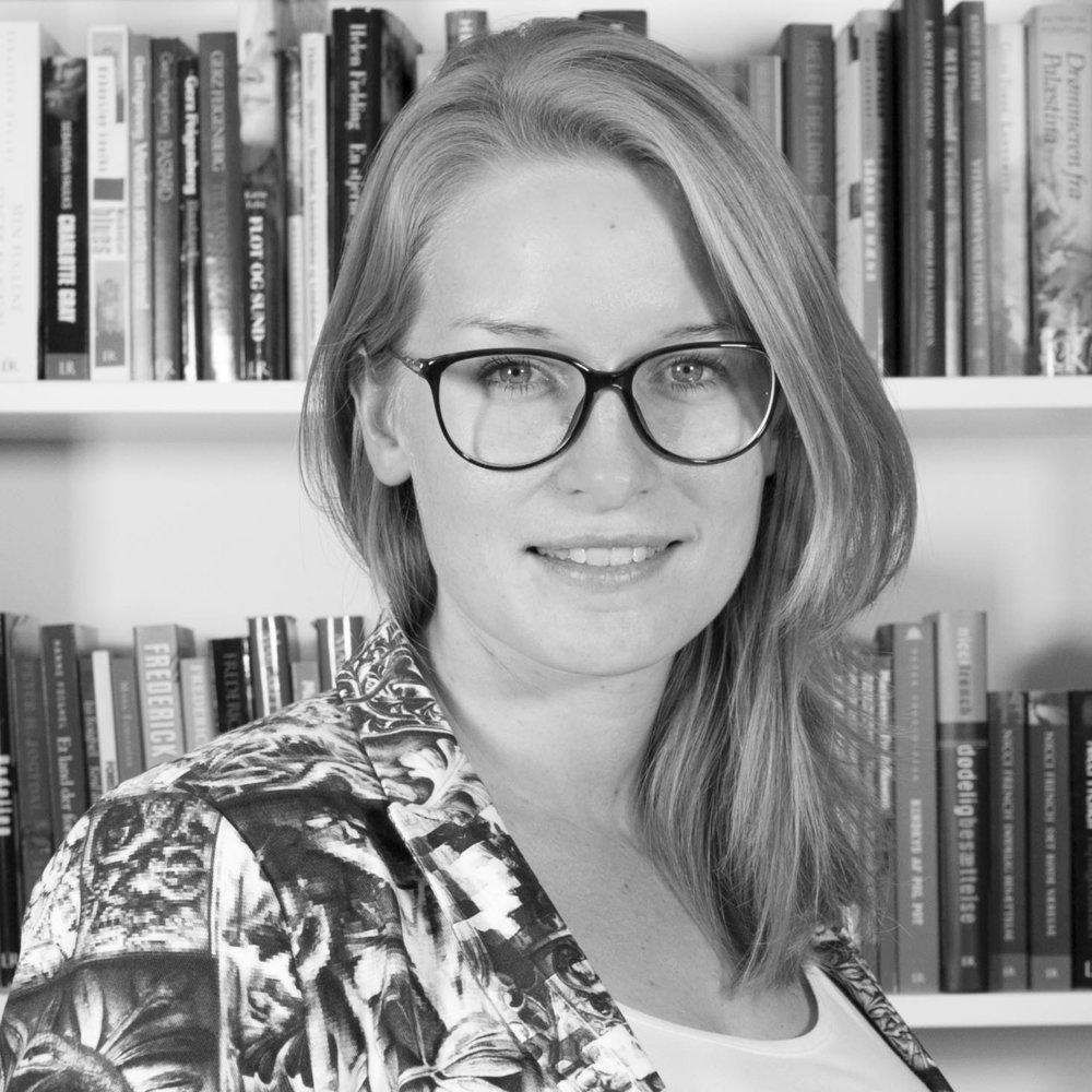 Mette Hammerich Caserta Redaktionsleiterin mca@lrforlag.dk
