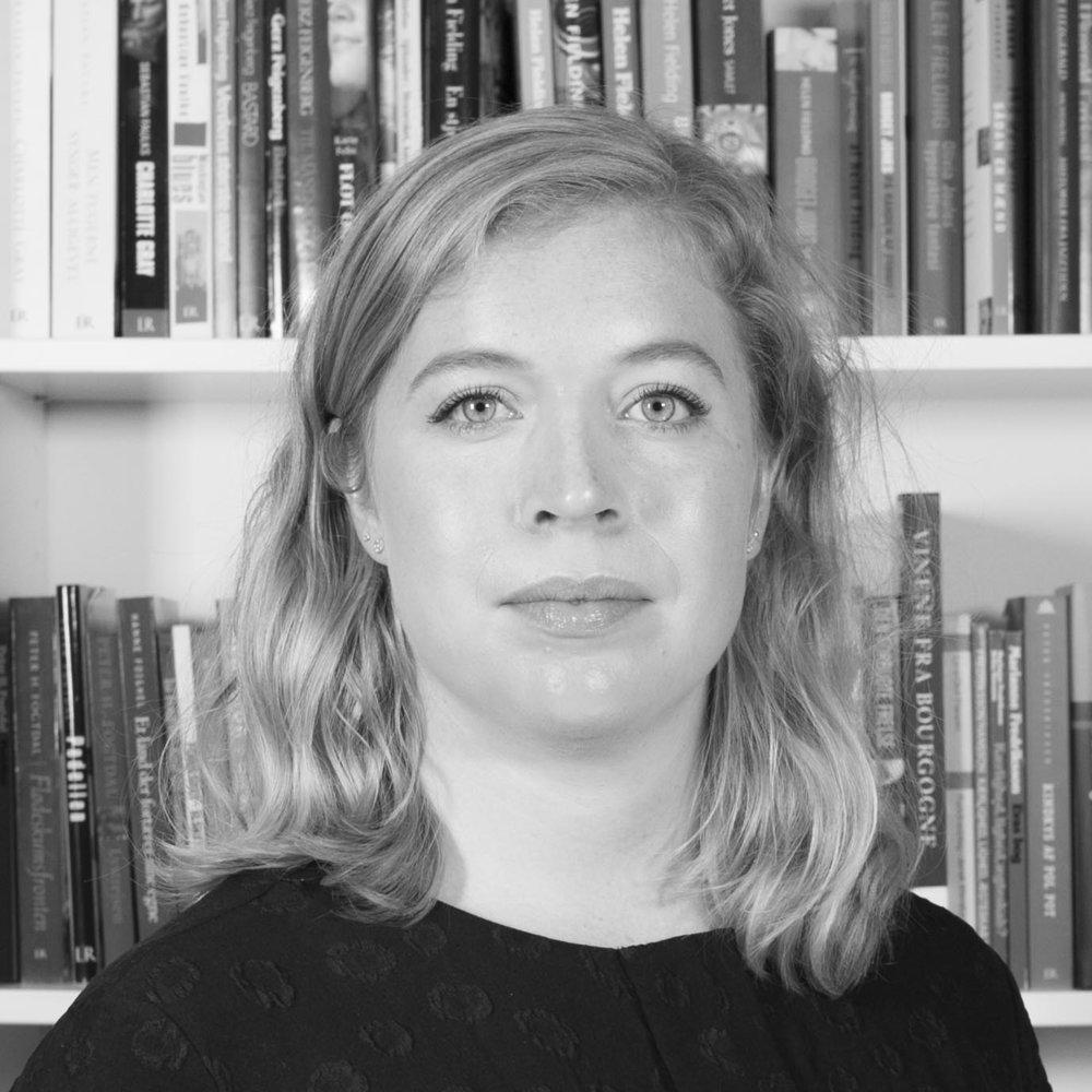 Natalie Uldbjerg Hansen Project manager nha@lrforlag.dk