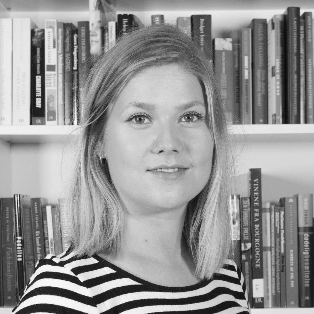 Mette Braunstein  Redakteurin  mbs@lrforlag.dk   Mutterschutz bis Herbst 2018