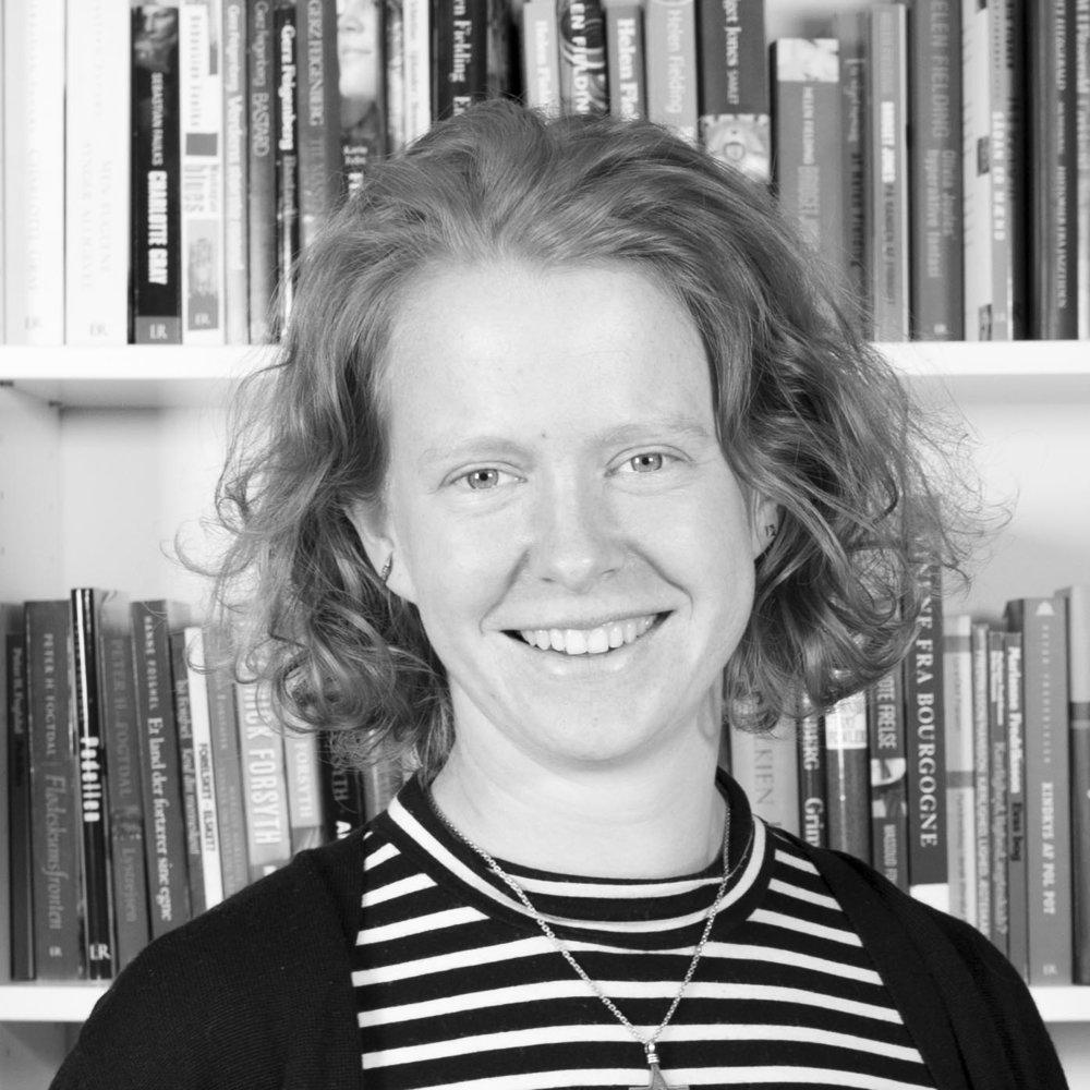 Mona Munck Lindblom Redakteurin mml@lrforlag.dk