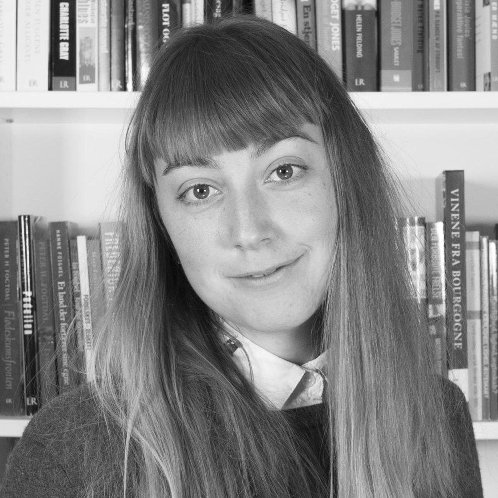 Minna Haddar Editor mha@lrforlag.dk