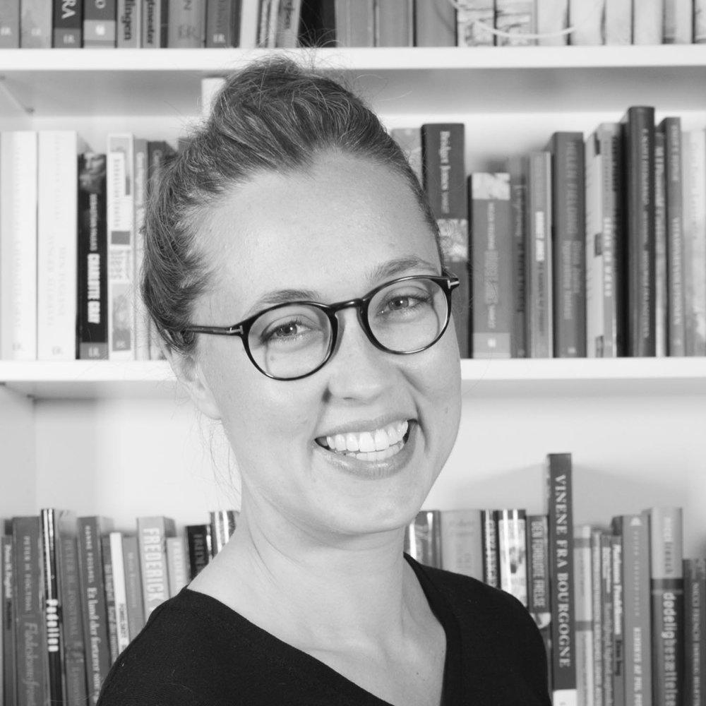 Anna Bruun Lund Redaktør abl@lrforlag.dk