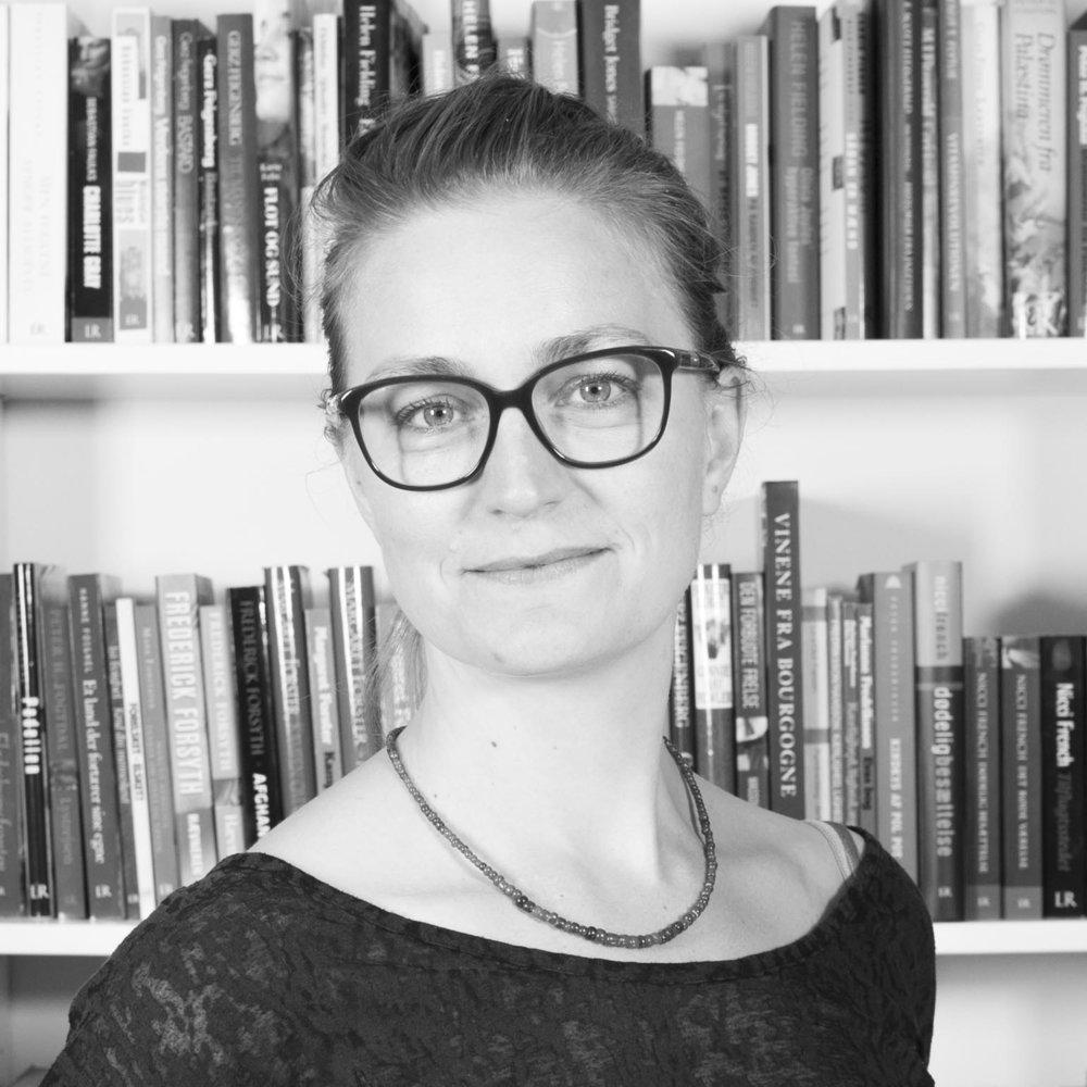 Urte Katrine Andersen Koordinator uka@lrforlag.dk