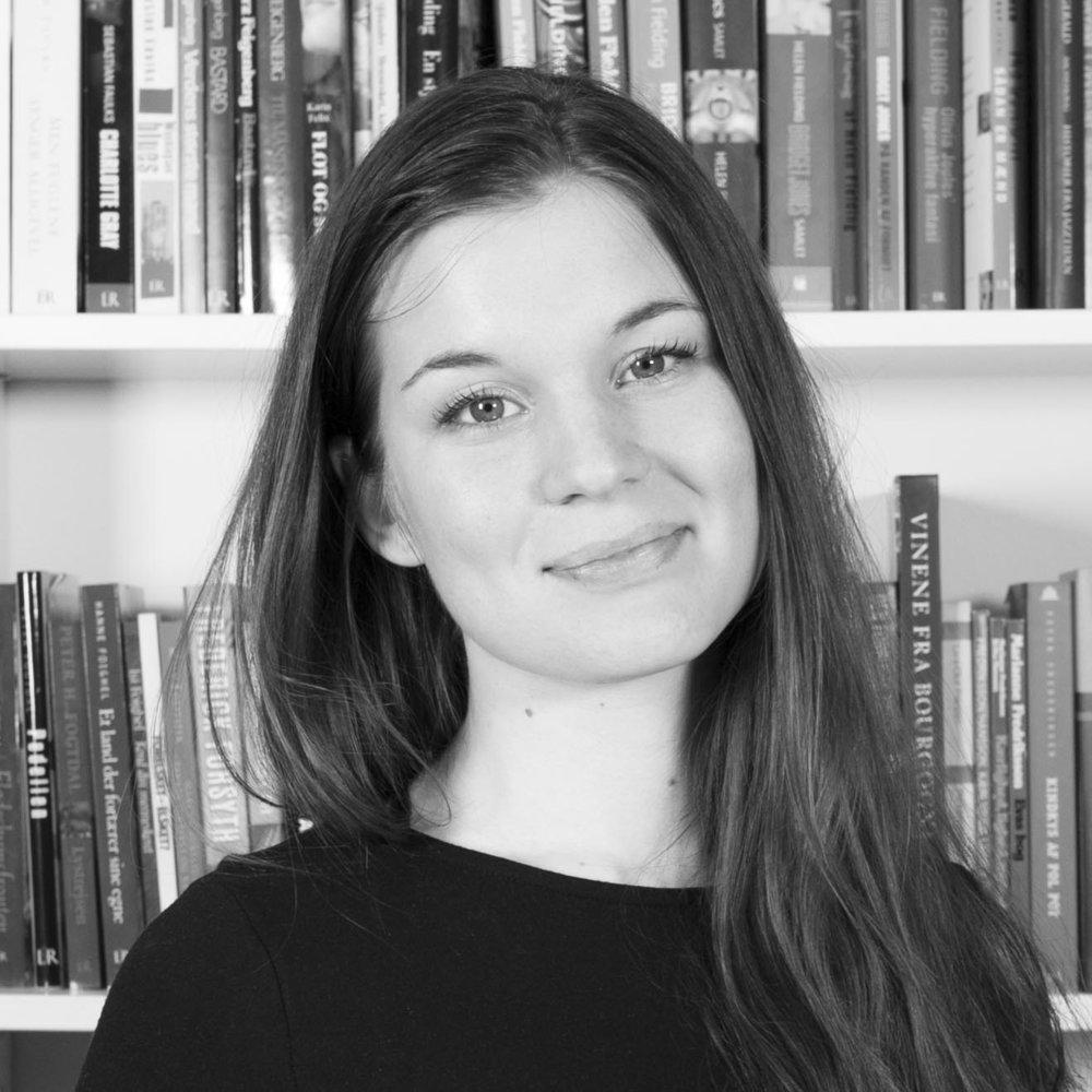 Molly Uhlmann Lindberg Redaktør, Norden mul@lrforlag.dk