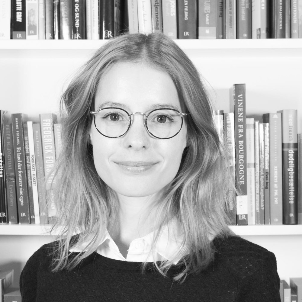 Carina Camilla Bøgelund Redaktør, nyudgivelser ccb@lrforlag.dk