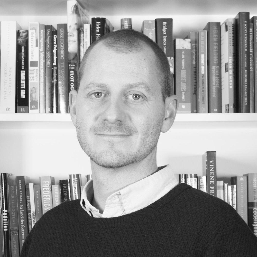 Lasse Korsemann Horne Verlagsleiter lasse.horne@lrforlag.dk