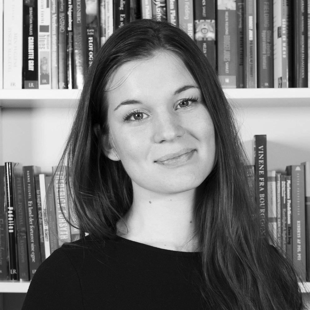Molly Uhlmann Lindberg Editor, Nordic (ebooks) mul@lrforlag.dk