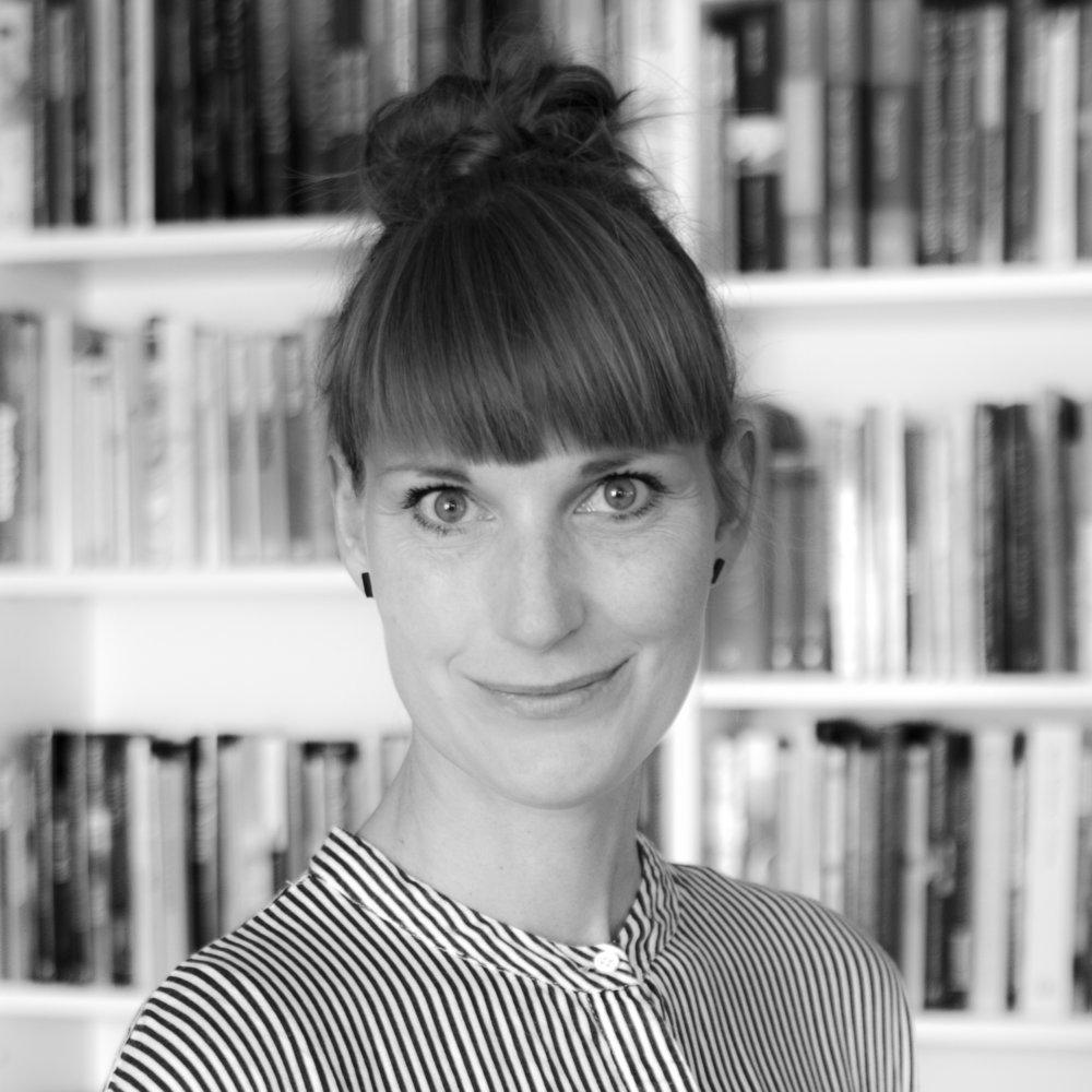 Annette Ekstrand Redaktionsleiterin ane@lrforlag.dk