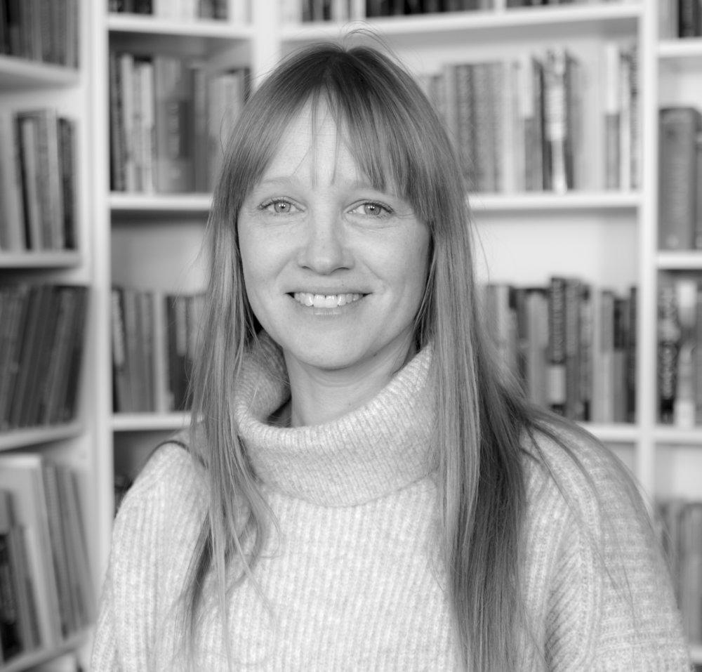 Grethe Bjerregaard Schafranek  Redakteurin, Schweden  gbk@lrforlag.dk