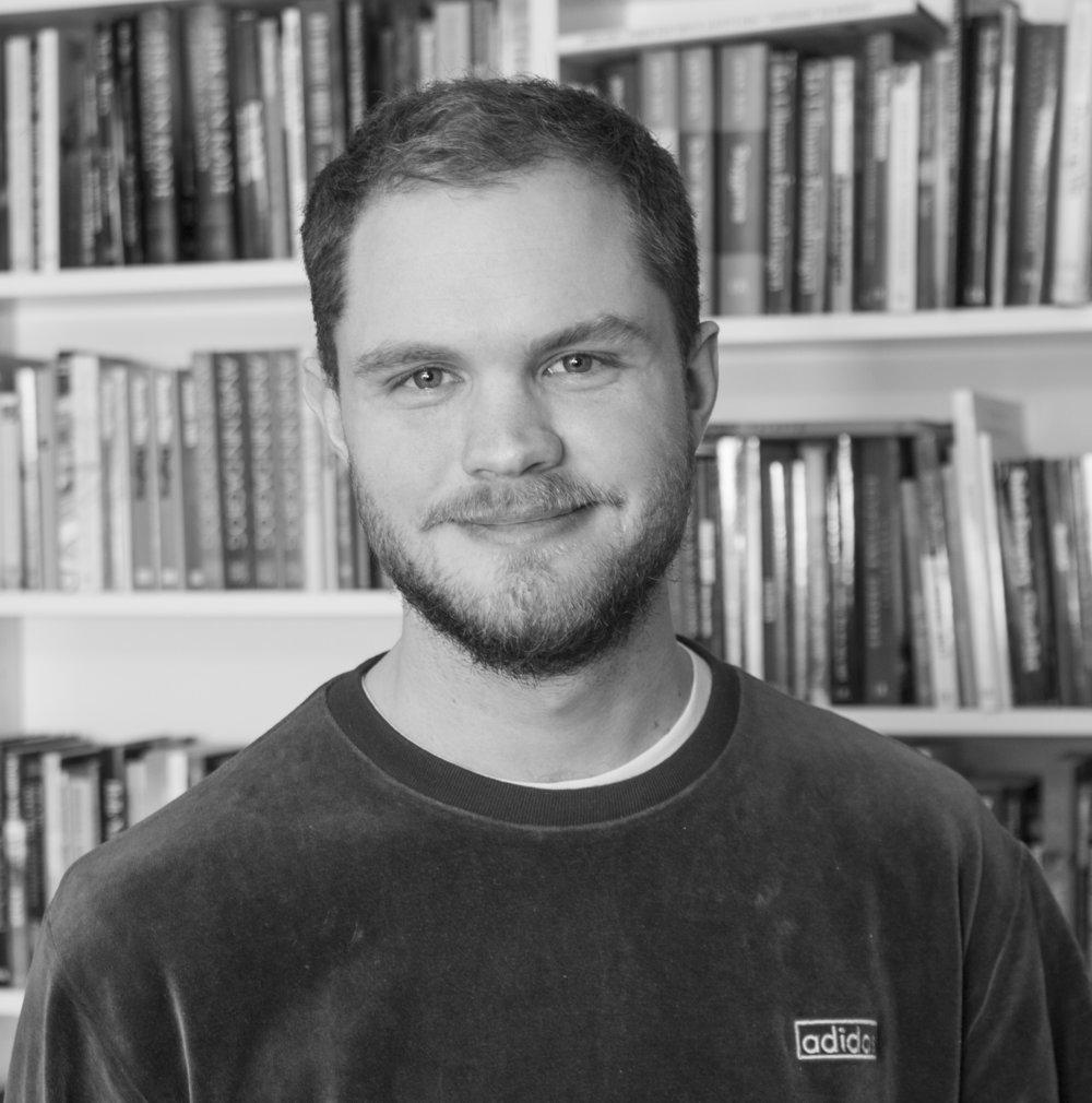 Jeppe Mørch Redakteur, Dänemark jem@lrforlag.dk