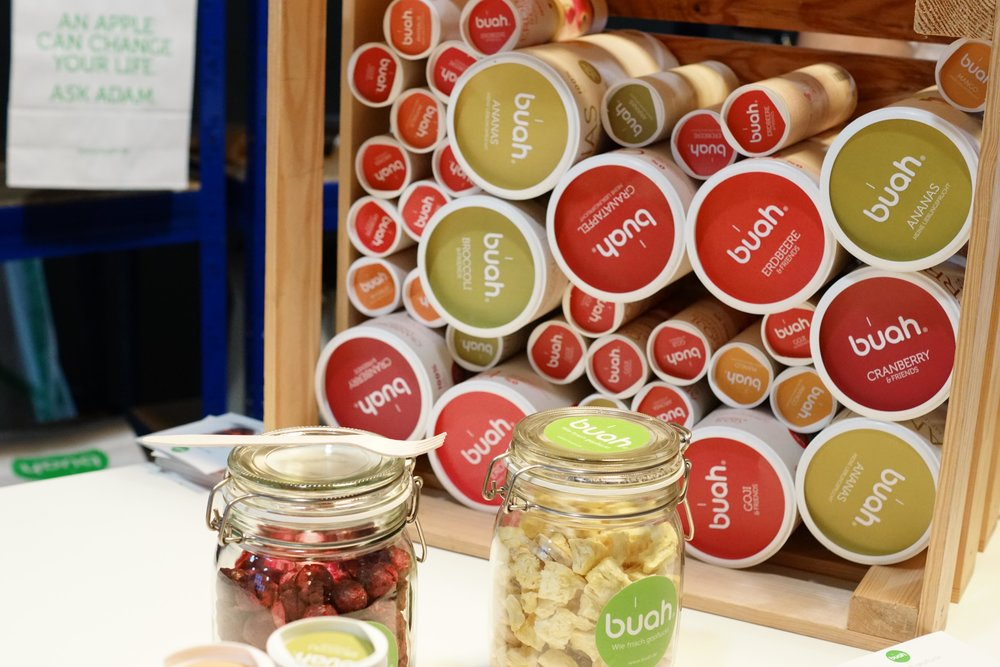 Deutsche Startups - Food und FoodTech Platform Buah Fruits - Photo Courtesy of Robert Dümcke (Fitby)