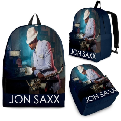 Jon Saxx Backpack - Get your own exclusive Jon Saxx Backpack