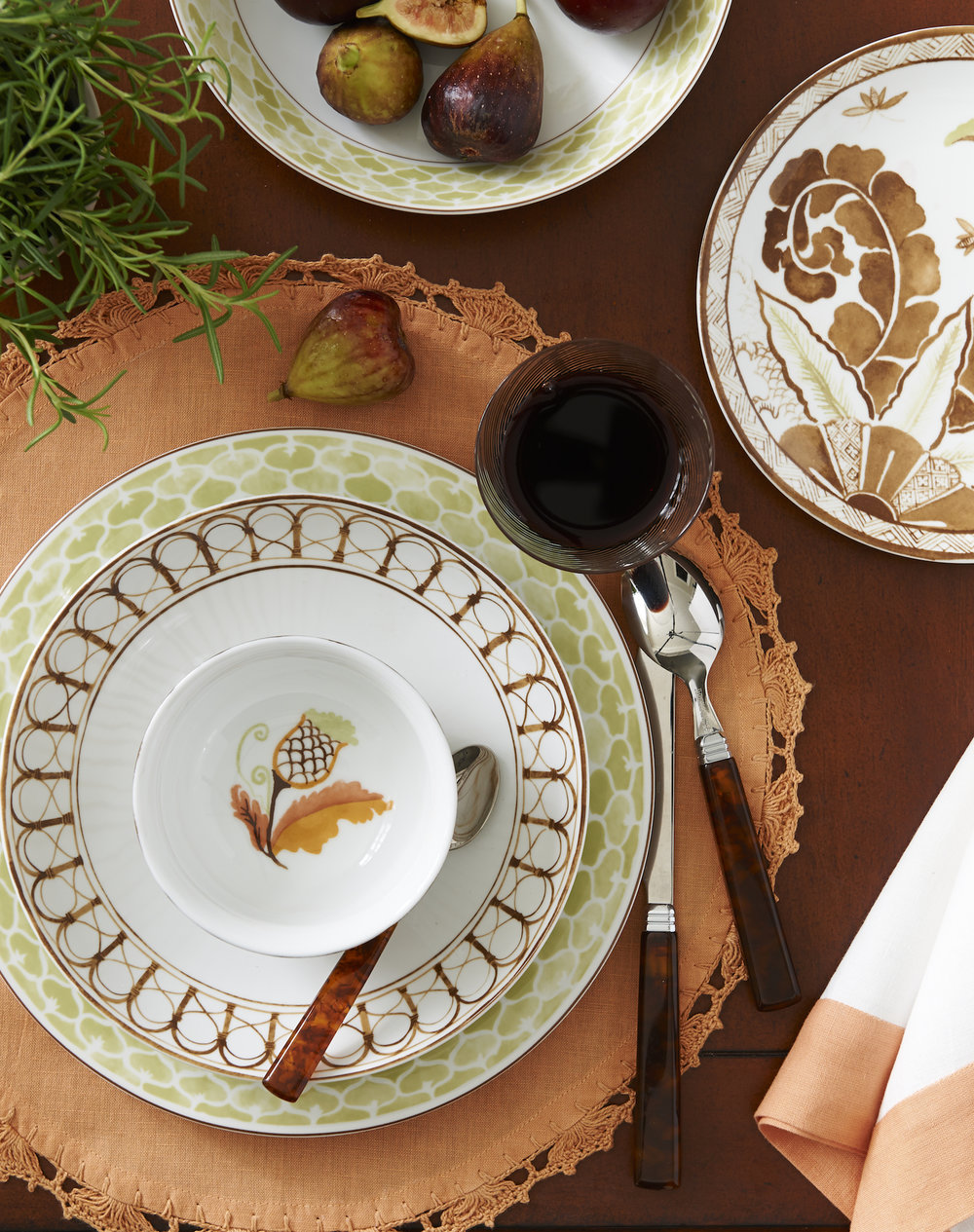 Fall Tabletop Styling