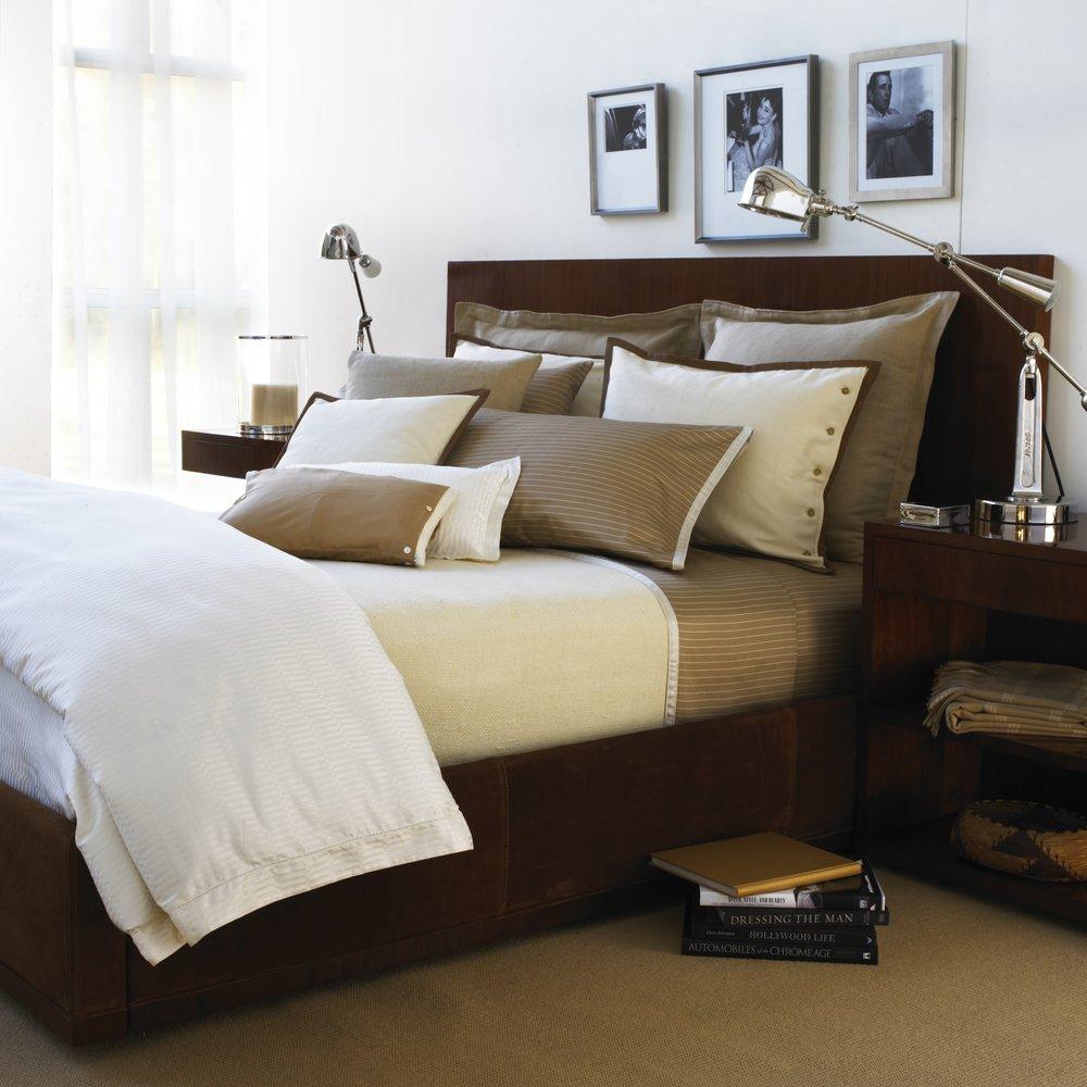 Bloomingdale's: Ralph Lauren Bed Styling