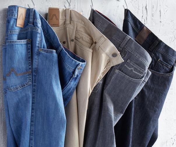 Men's Hanging Jeans