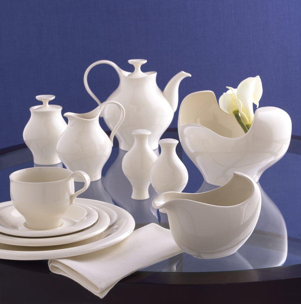Bloomingdale's: Eva Zeisel Tabletop Styling