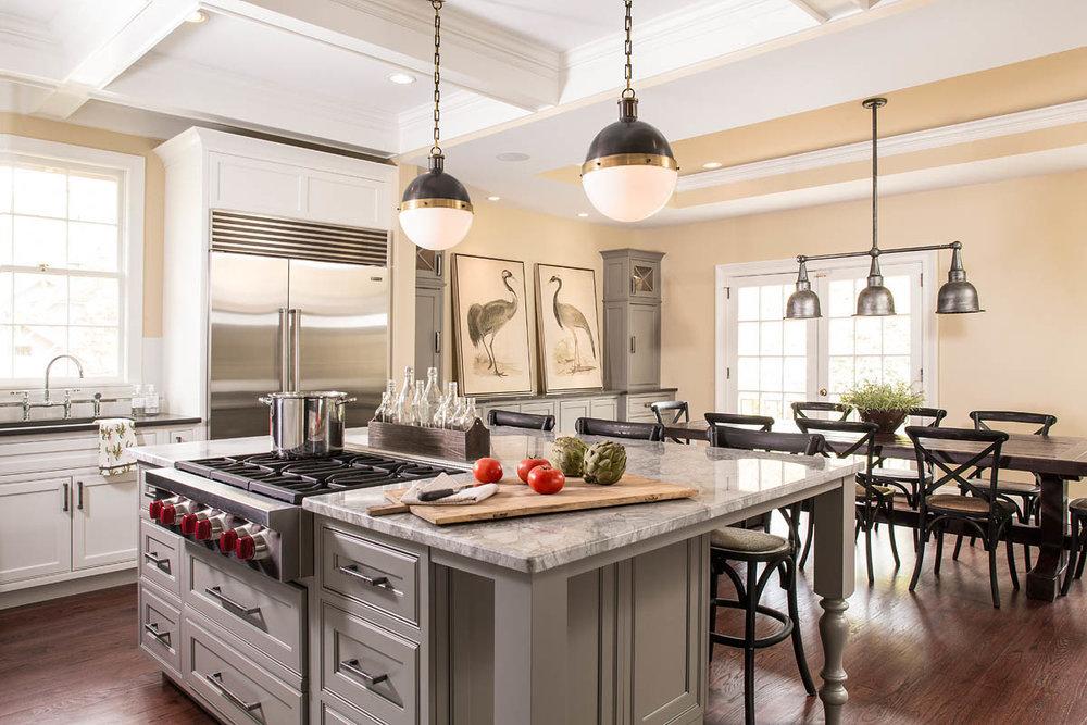 Renewal Design + Build / Houzz: Kitchen Styling