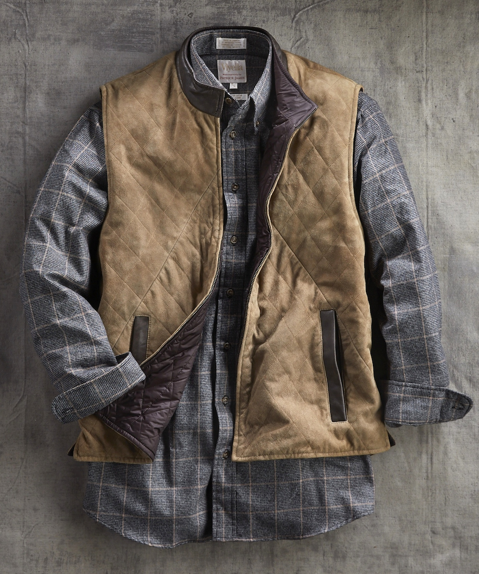Men's Fashion - Flat Lay