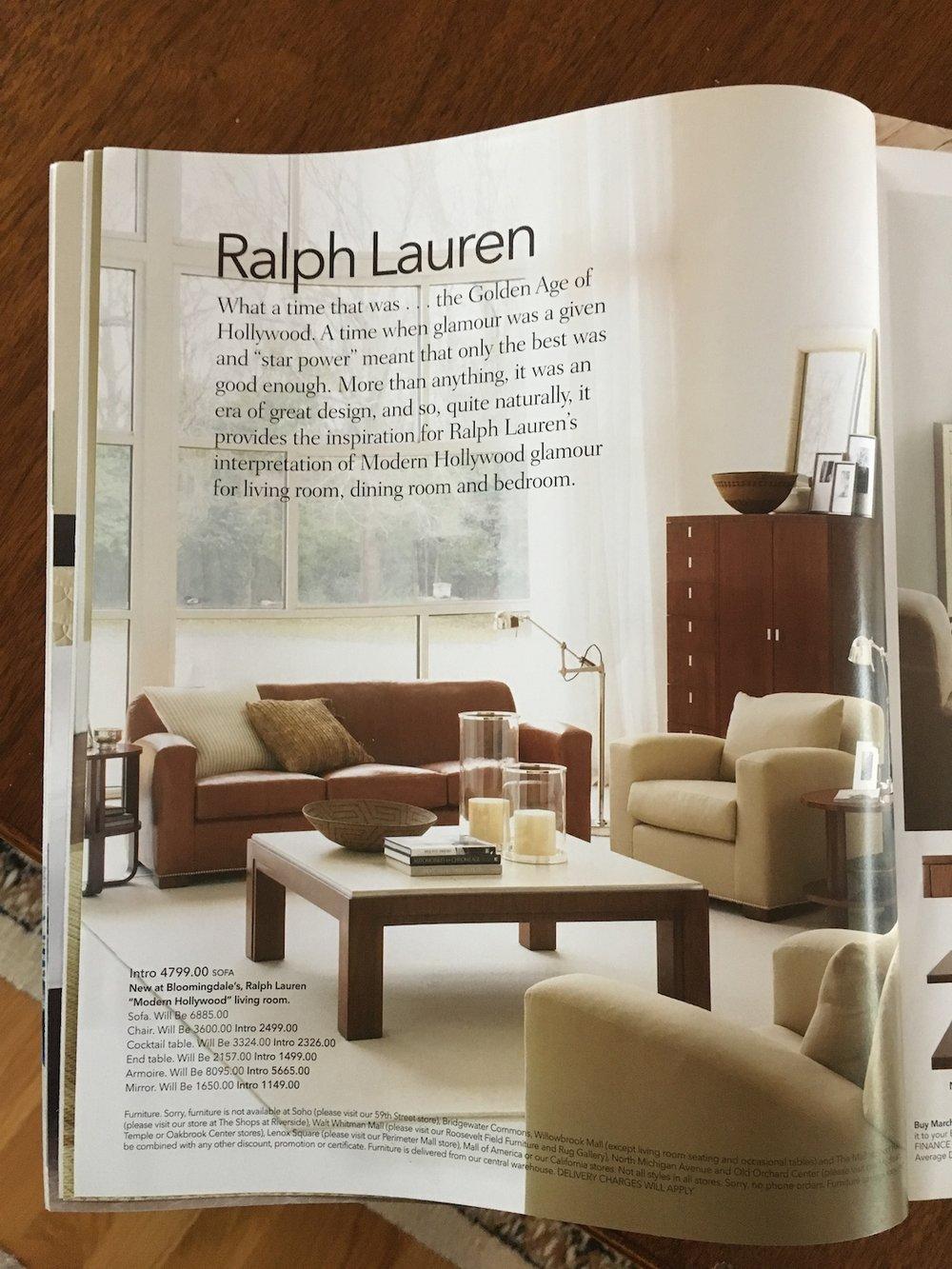 Bloomingdale's: Ralph Lauren Home
