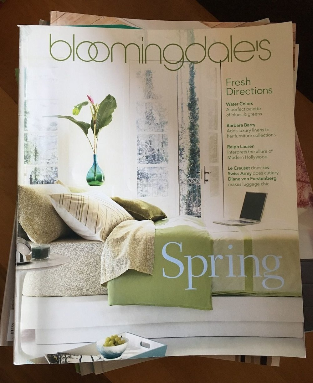 Bloomingdale's: Bed Styling