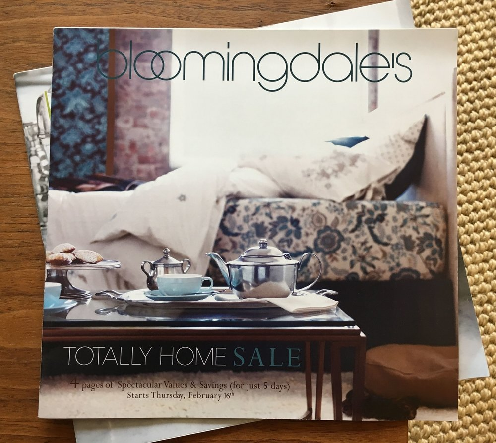 Bloomingdale's: Bed Styling/Room