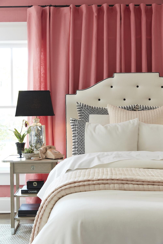 Ballard Designs: Miles Redd Bed Styling