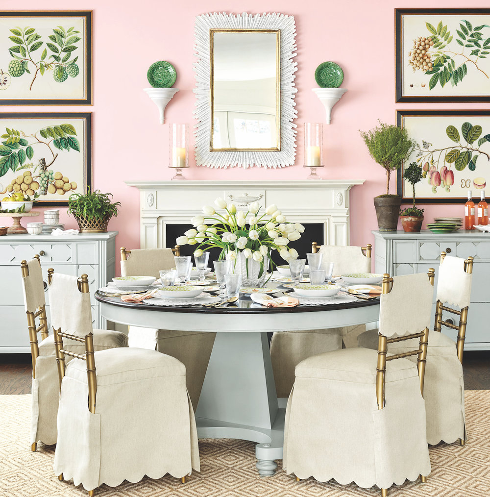 Bunny Williams: Table Top Styling/Room