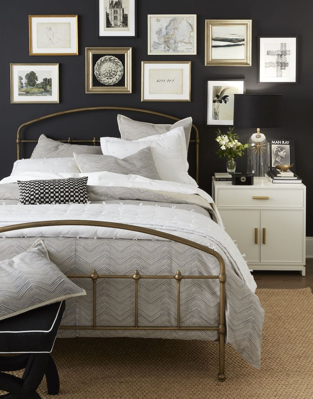 Ballard Designs: Bed Styling