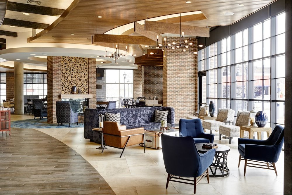 Archer Hotel - Boston, MA: Lobby