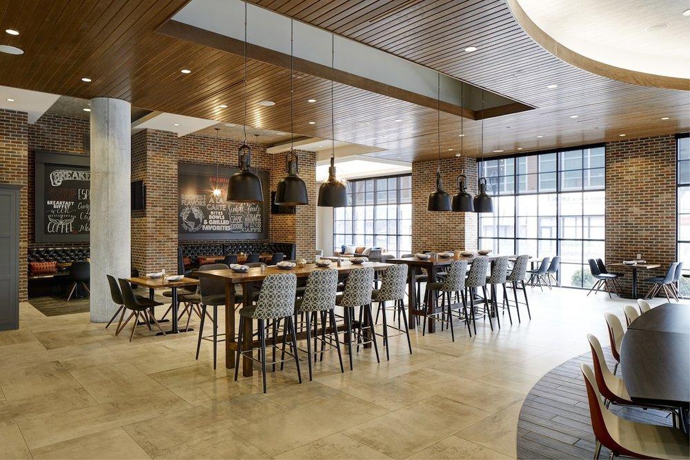 Archer Hotel - Boston, MA: Dining