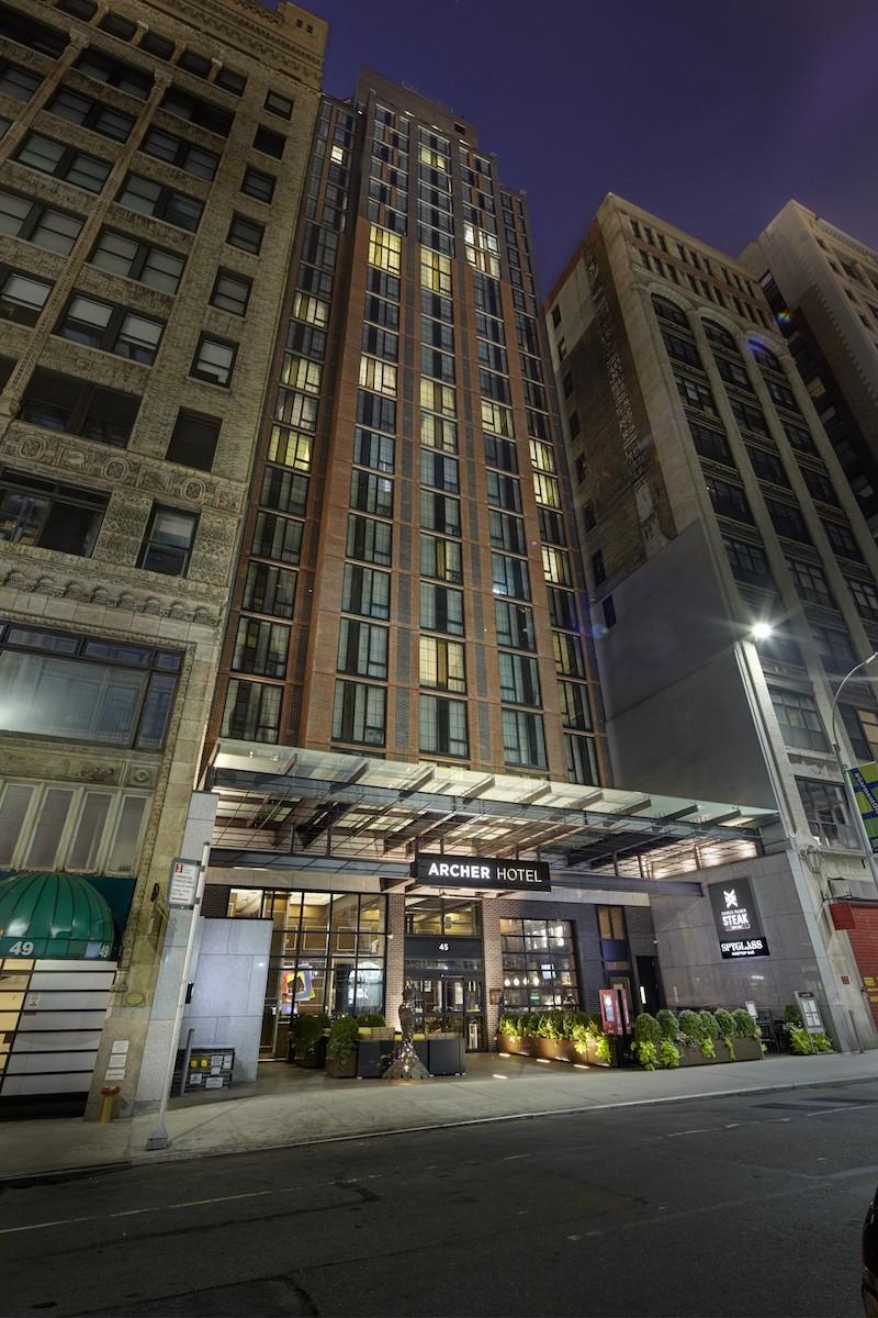 Archer Hotel - New York, NY: Exterior