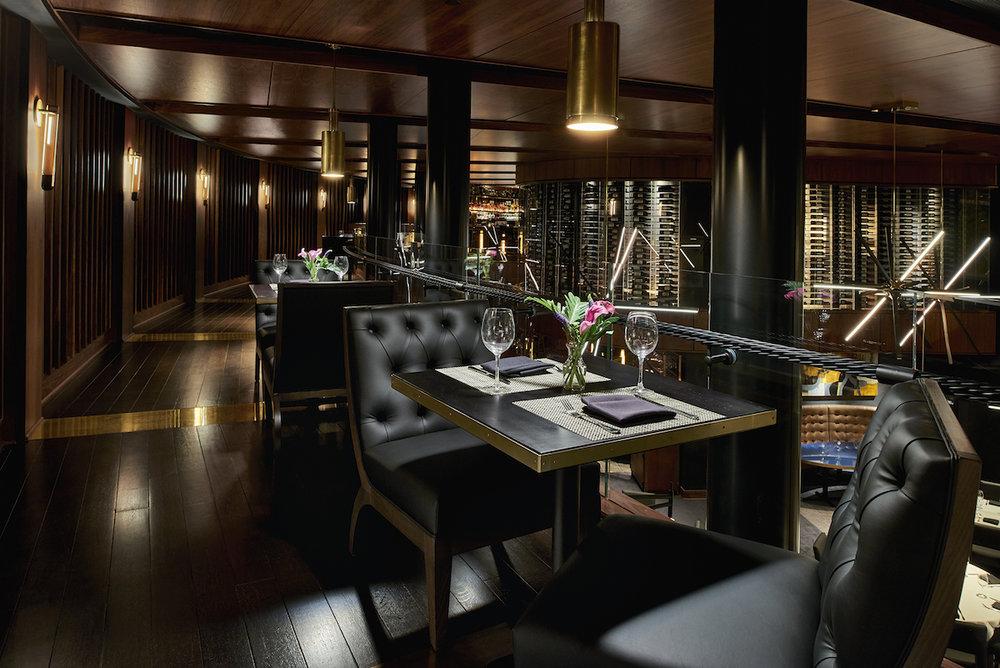 Del Frisco's Restaurant - Atlanta, GA: Intimate Dining