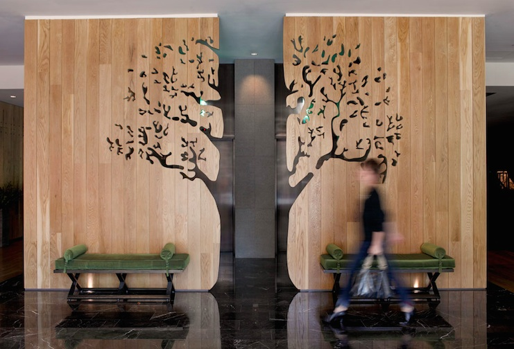 Archer Hotel - Napa, CA: Lobby