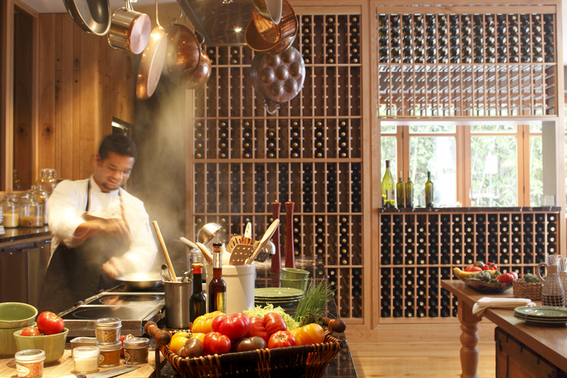Avia Hotel - Napa, CA: Chef