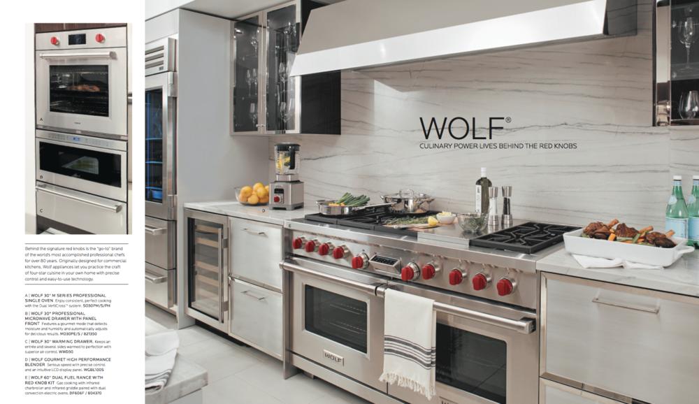 PIRCH - Kitchen Showroom: Prop Styling