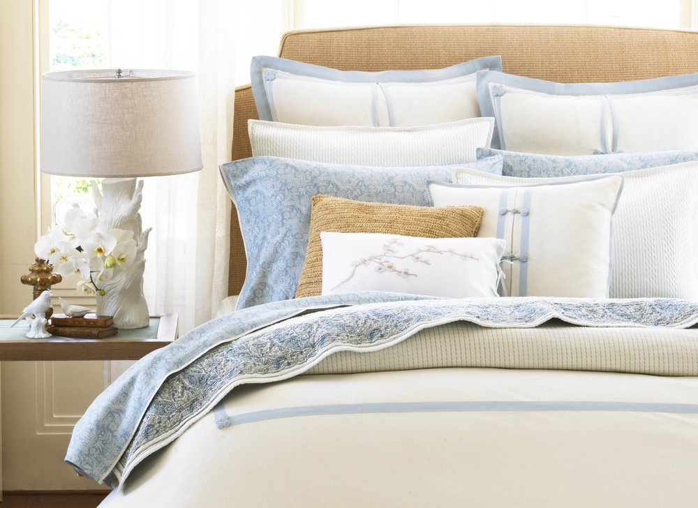Bloomingdale's: Bed Photo Styling