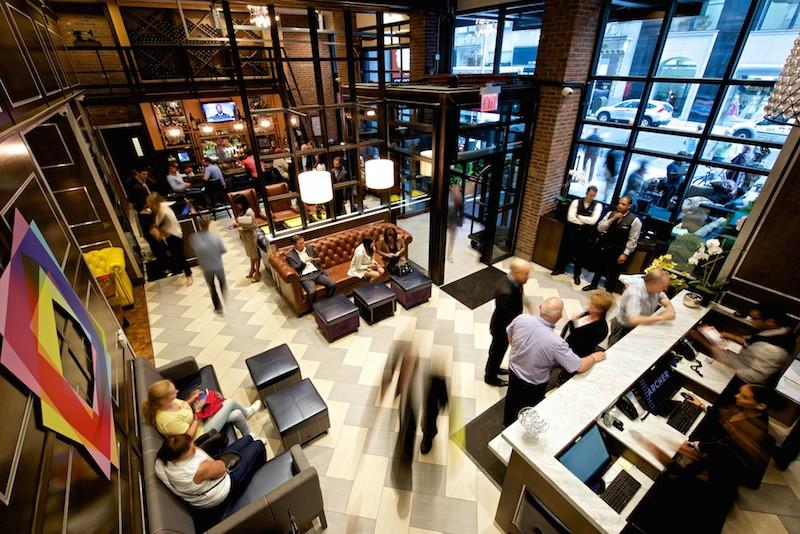 Archer Hotel - New York, NY: Lobby