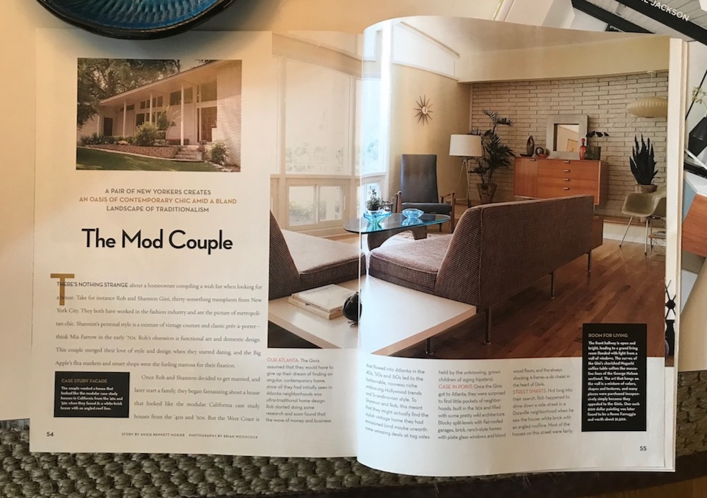 Gini House: First Home Magazine