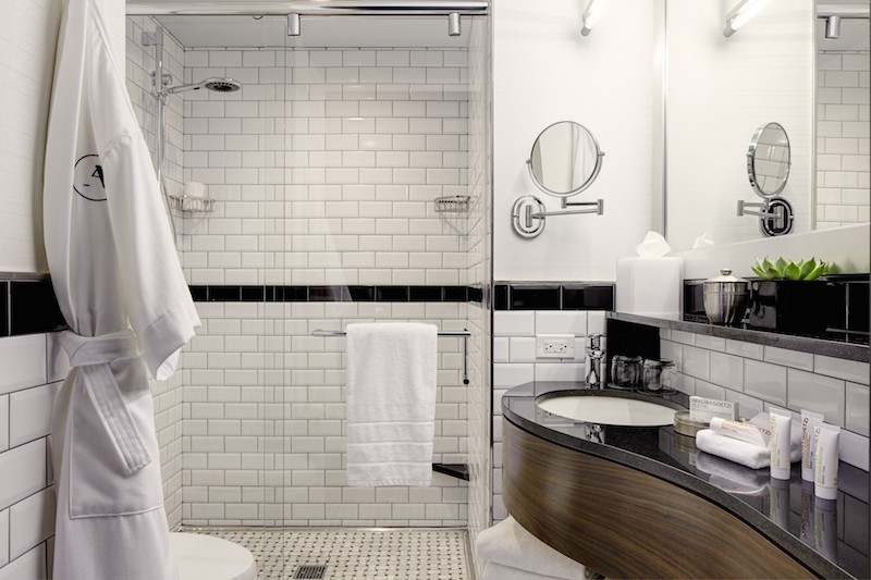 Archer Hotel - New York, NY: Bathroom