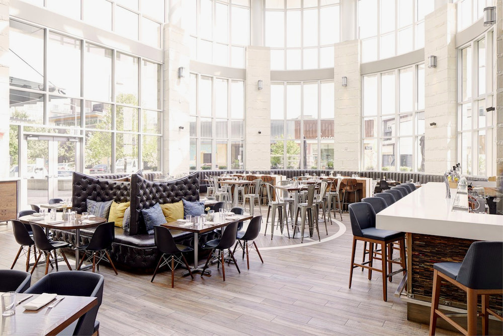 Archer Hotel - Austin, TX: Restaurant/Bar