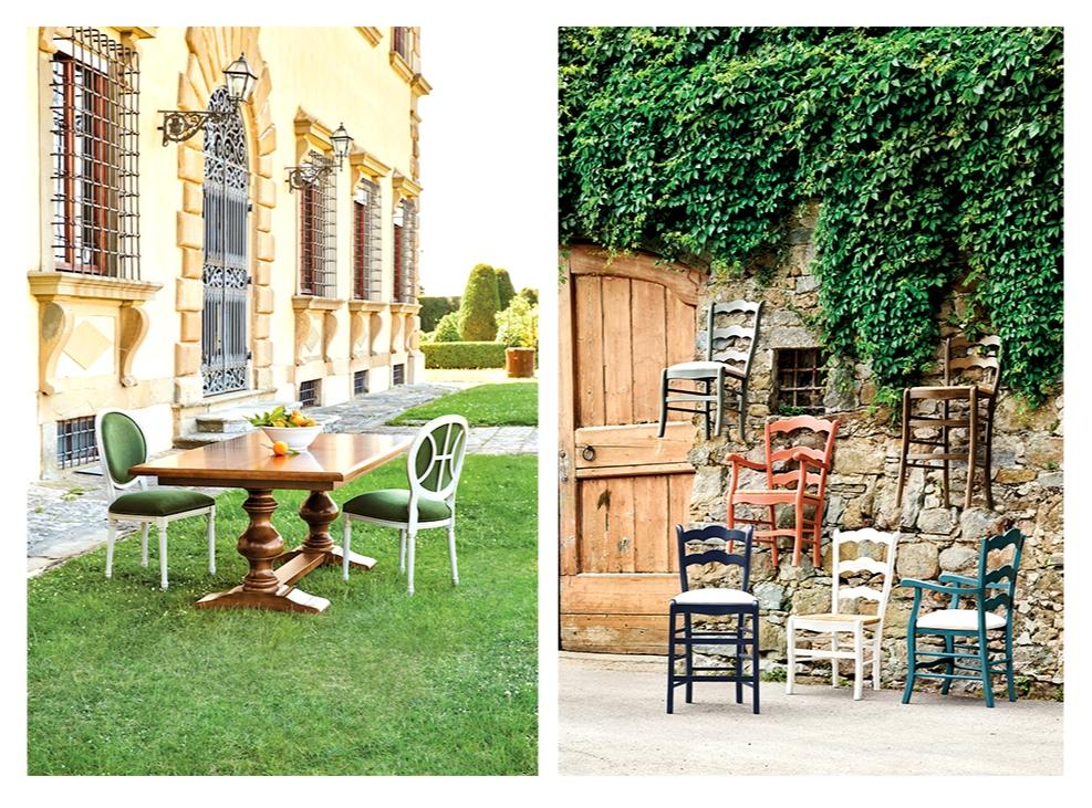 Ballard Designs: Casa Florentina - Florence, Italy