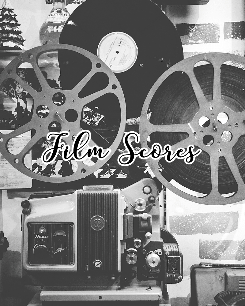 Film Scores. (Personal playlist)