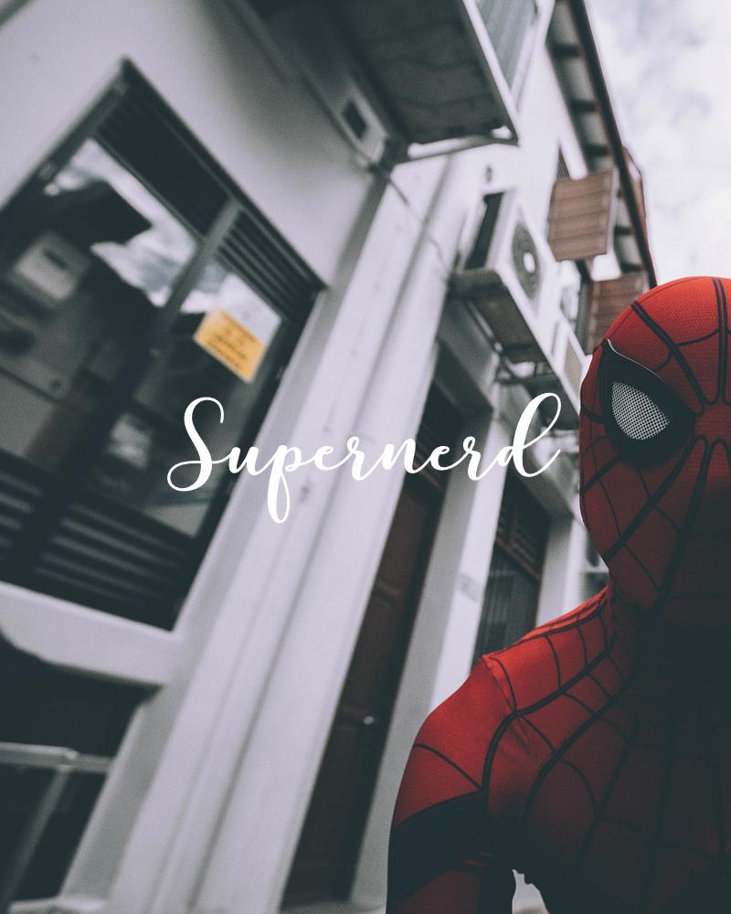 Supernerd. (Spotify playlist)