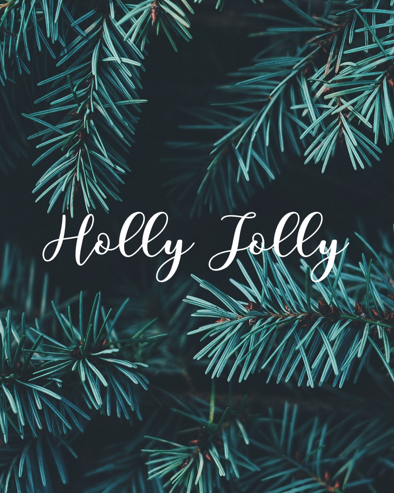 Holly Jolly. (Personal playlist)