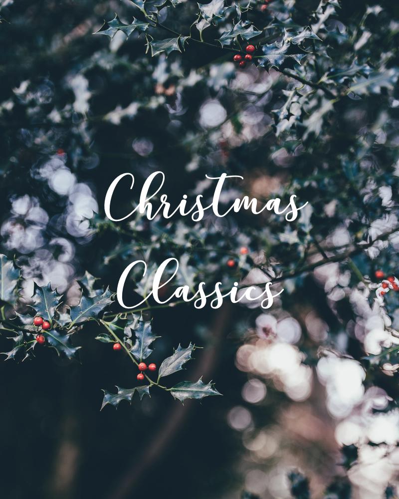 Christmas Classics. (Spotify playlist)