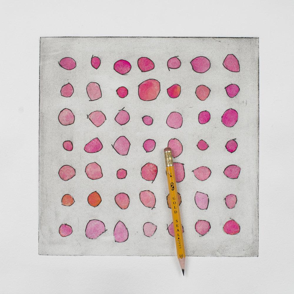 # 2 Pencil, 2014