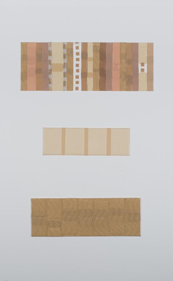 Adhesive Bandages I, 2008