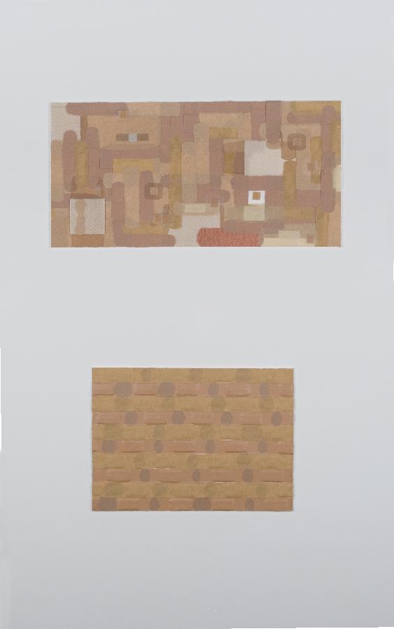 Adhesive Bandages III, 2008