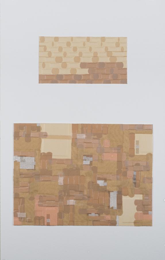 Adhesive Bandages VI, 2008